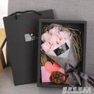母親節禮物生日創意玫瑰香皂花花束禮盒送媽媽婆婆實用特別驚喜 遇见生活