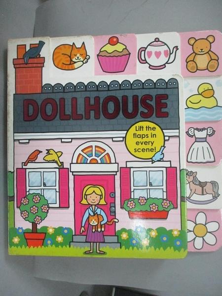 【書寶二手書T2/原文小說_GQ6】Dollhouse_Powell, Sarah/ Green, Dan (ILT)