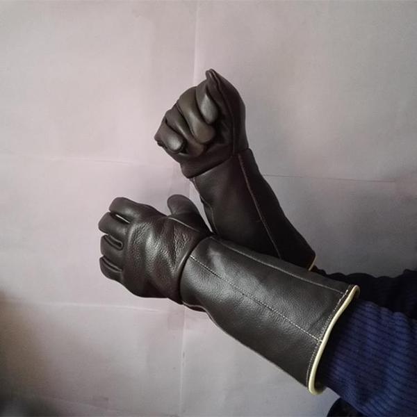 防咬手套 防凍低溫保暖手套 防貓狗水貂蛇咬寵物防抓動物防咬手套 MKS交換禮物