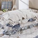 枕套純棉夾棉加厚一對裝枕頭套全棉大號成人100%單人單個用枕芯罩【果果新品】