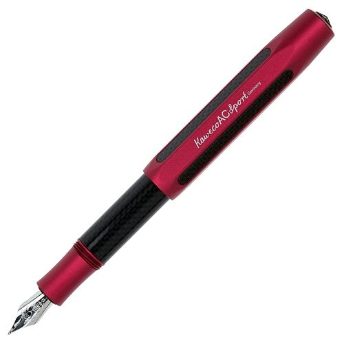 Kaweco Fountain Pen AC SPORT 系列鋼筆*紅桿