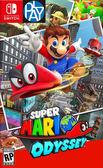 Switch  超級瑪利歐 奧德賽 中文版 現貨 PLAY-小無電玩