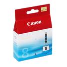 CLI-8C CANON 原廠藍色墨水匣 適用 MX700/MP530