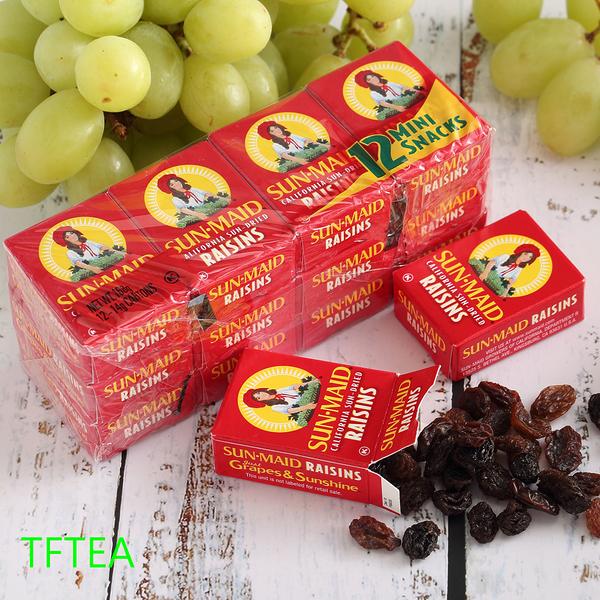【聖美多】天然葡萄乾-輕巧迷你包(14gx12盒/組)