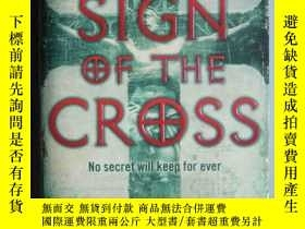 二手書博民逛書店SIGN罕見OF THE CROSS 羅宮春色(英文原版書)32開本Y7293 CHRIS KUZNESKI
