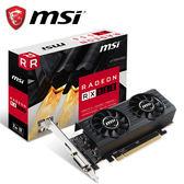 MSI 微星 Radeon RX 550 2GT LP OC 顯示卡