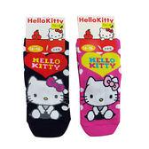 non-no儂儂褲襪《5入》日本製三麗鷗童襪(kitty條紋洋裝)4237-124