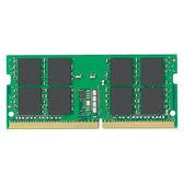 【綠蔭-免運】金士頓 DDR4-2400 8GB 筆記型記憶體 KVR24S17S8/8