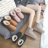 雪靴 雪地靴女冬季2020新款時尚可愛日系防水防滑加絨加厚保暖棉鞋短靴