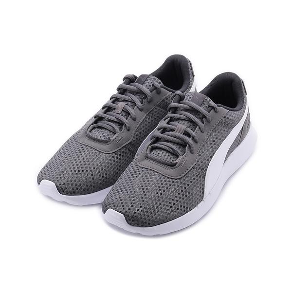 PUMA ST ACTIVATE 輕量跑鞋 灰白 36912220 男鞋
