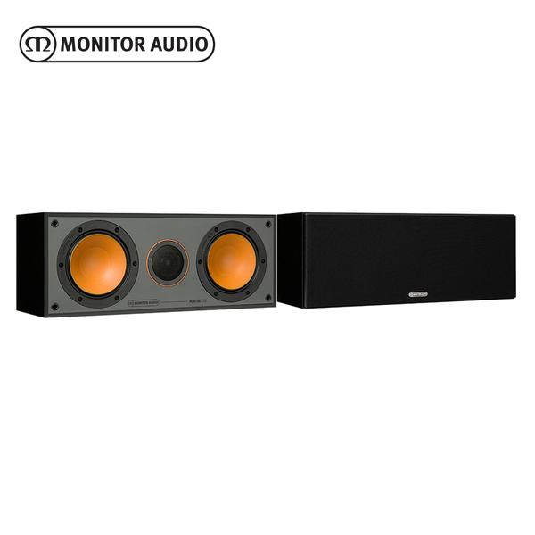 [英國 MONITOR AUDIO]中置喇叭 MONITOR C150
