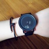 虧本衝量-個性手錶男女學生韓版簡約ulzzang時尚創意潮流情侶手錶一對 快速出貨