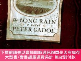 二手書博民逛書店The罕見Long RainY255174 Gadol, Peter Picador Usa 出版1997