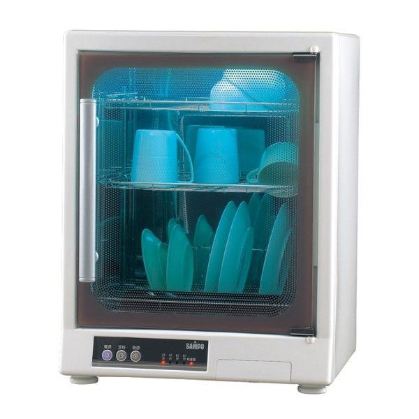 SAMPO 聲寶 70公升 三層光觸媒紫外線烘碗機 KB-GD65U