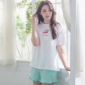 Strawberry棉質T-shirt(3色)