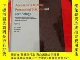 二手書博民逛書店Advances罕見in Mineral Processing