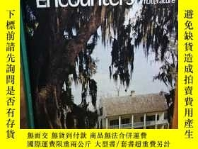 二手書博民逛書店Encounters罕見themes in literature