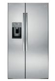 【得意家電】美國 GE 奇異 GSE25HSSS 對開門冰箱(733L) ※熱線07-7428010