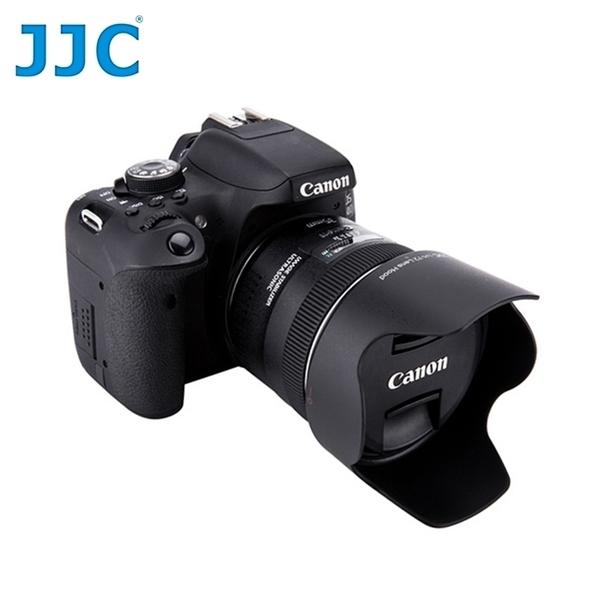 又敗家@JJC副廠Canon遮光罩EW-72太陽罩適EF 35mm f2.0 IS USM 1:2.0 f2 f/2可倒扣倒裝同佳能原廠遮光罩
