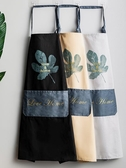 圍裙聚可愛北歐純棉圍裙家用廚房做飯罩衣防水防油工作服時尚圍腰女榮耀 新品