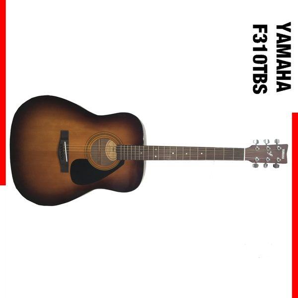 【非凡樂器】YAMAHA山葉 木吉他 / 民謠吉他F310TBS / 贈超值好禮 / 公司貨保固