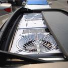 汽車排氣扇 車載天窗汽車風扇太陽能降溫器...