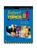 二手書博民逛書店 《IMPACT TOPICS》 R2Y ISBN:962005055X│Day