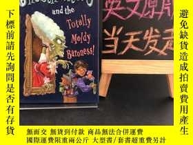 二手書博民逛書店Ghosthunters罕見and the Totally Moldy Baroness!(精裝)Y46772