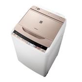 日立 HITACHI 11公斤自動槽洗淨變頻洗衣機 BWV110BS