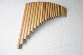 排簫 傳統民族樂器中式排簫16管苦竹排簫專業校音【快速出貨】
