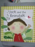 【書寶二手書T2/少年童書_XET】Jack and the Beanstalk_Katie Saunders