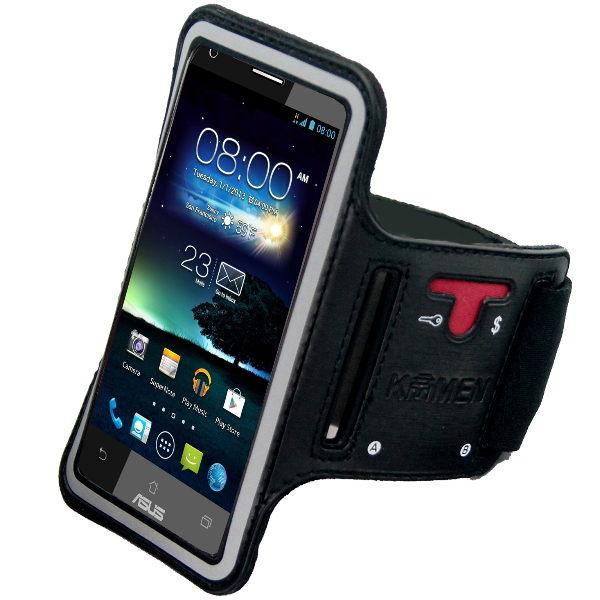 KAMEN Xction甲面 X行動ASUS THE NEW PadFone Infinity Lite專用運動臂套ASUS PadFone2 2 E 運動手機套