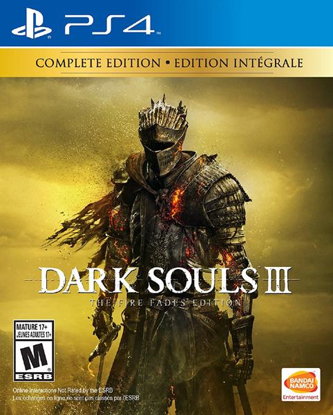 PS4 黑暗靈魂 3:薪火漸逝(美版代購)