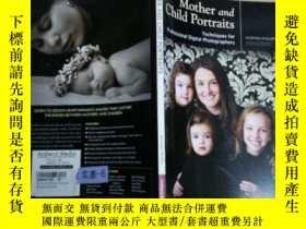 二手書博民逛書店Mother罕見and Child Portraits: Tec