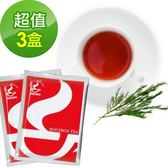 【樸優樂活】有機路易波斯紅茶(20包/盒x3盒組)