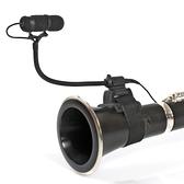 DPA 4099U 豎笛專用收音麥克風-鵝頸式專業級/具備豎笛專用固定夾/原廠公司貨