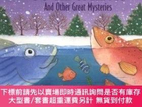 二手書博民逛書店Where罕見Fish Go In Winter (Easy-to-Read, Puffin)-冬天魚去哪裏(易讀