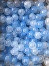 *粉粉寶貝玩具*台灣製~外銷限定海洋球~透明海洋色系遊戲球 (球屋、球池專用波波球)~100球賣場