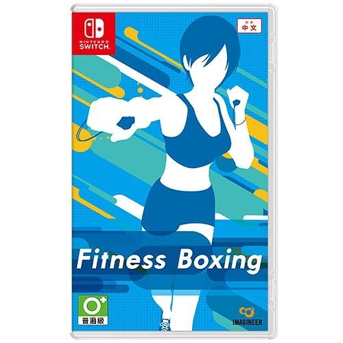 Switch-Fitness Boxing【愛買】