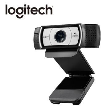 【現貨】羅技 Logitech C930e Webcam 視訊攝影機 [富廉網] 售完預購 6/11-6/15到貨