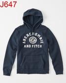 AF Abercrombie & Fitch A&F A & F 男 當季最新現貨 帽t外套 AF J647