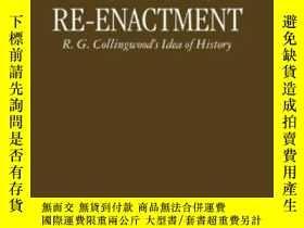 二手書博民逛書店History罕見As Re-enactment: R. G.