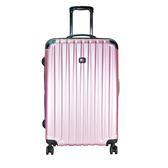 極緻愛戀拉桿行李箱-粉紫/深紫(20吋)【愛買】
