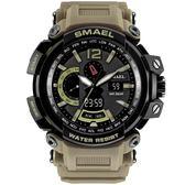 手錶 運動錶 多功能學生錶 防震防水電子錶【非凡商品】w8