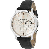★MASERATI WATCH★-瑪莎拉蒂手錶-皮錶帶-R8871625006-錶現精品公司-原廠正貨-