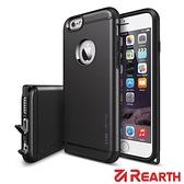 Rearth Apple iPhone 6/6s (Ringke Max) 雙層保護殼(黑)