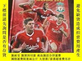 二手書博民逛書店Official罕見Liverpool FC Annual 20