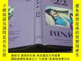 二手書博民逛書店NO22罕見RINKA THE TWENTY-TWO YEARS 1993-2014Y12142 梨花 SDP