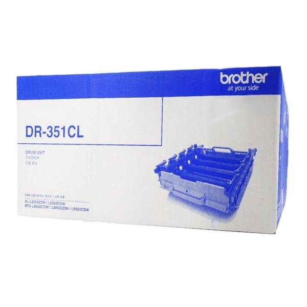 BROTHER DR-351CL 原廠感光滾筒 感光鼓 內含四色各一 適用L8350/L8850/L8600CDW
