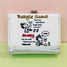 【震撼精品百貨】史奴比_Peanuts Snoopy ~SNOOPY短夾/皮夾-銀對話#83154